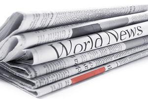 Pila de periódicos