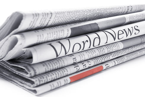 Bunt tidningar