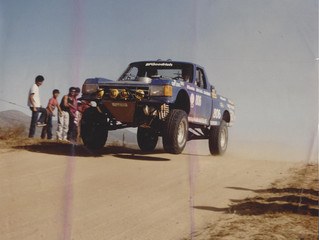 The day I fell in love...with off-road racing
