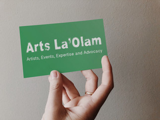 Logo and Business Card Design for Arts L