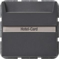 Gira 014028 System 55 Hotel-Card-Taster.