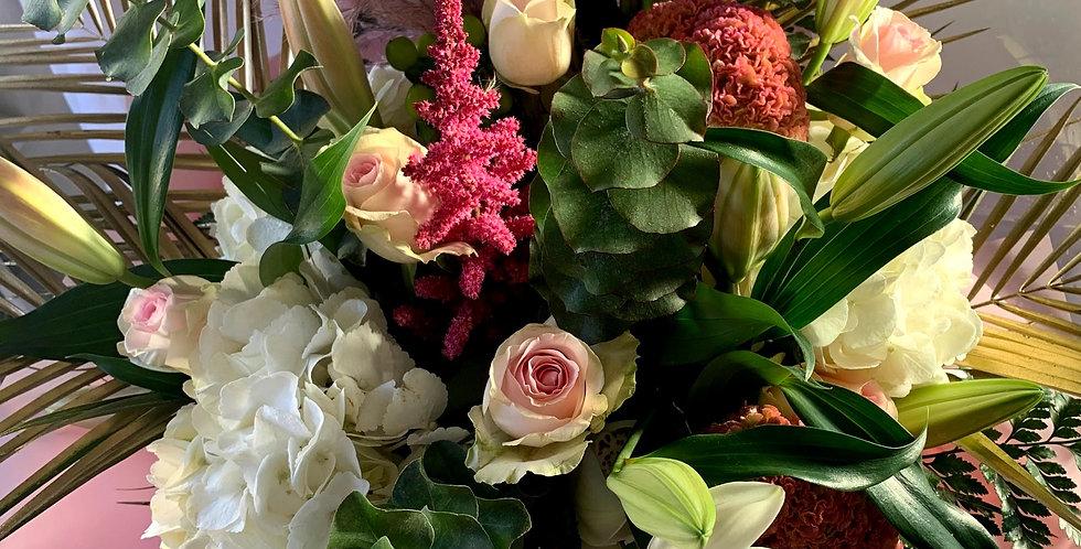 Supersize bouquet