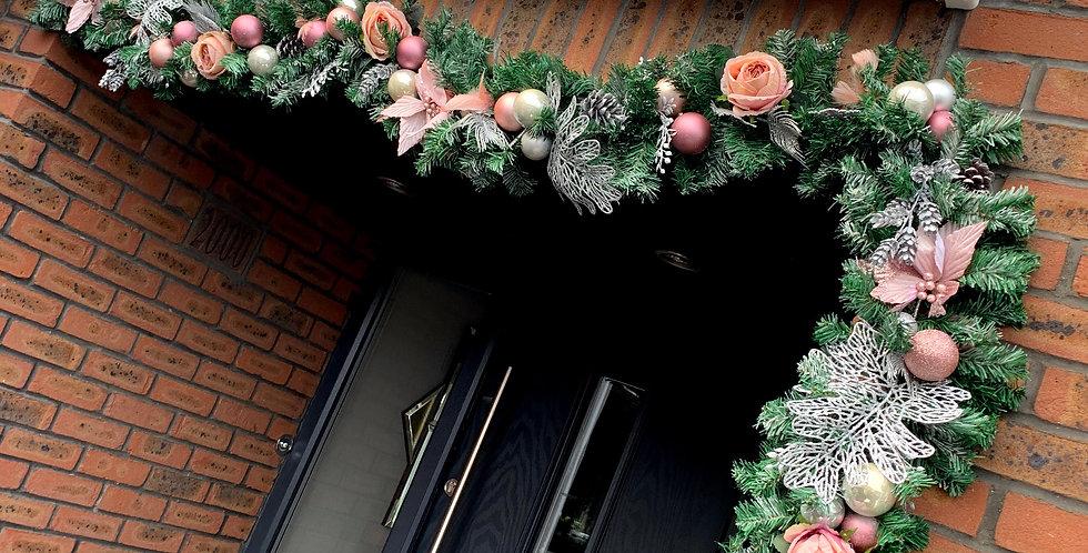 Bespoke Christmas Garland