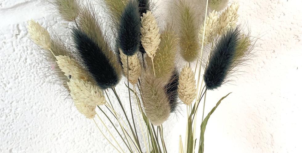 Bunny tail bundle