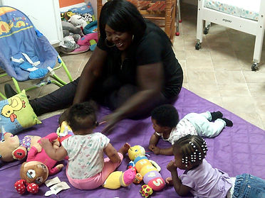 Precious Moments Greenville NC 24 Hour Infant care