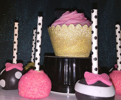 Heavenly Sweets Bakery Custom Cupcakes and Cakepops