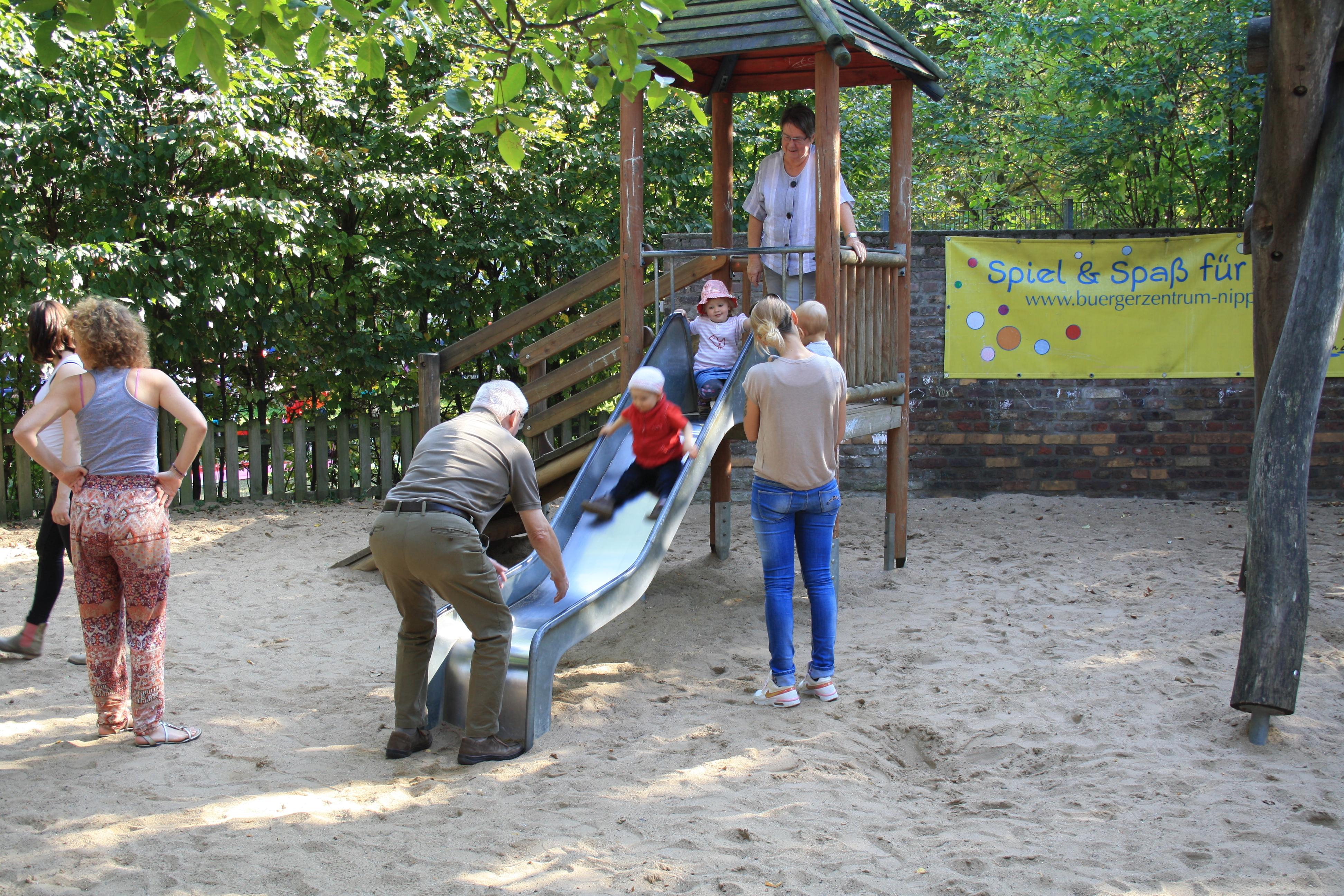 Altenberger Hof Spielplatz