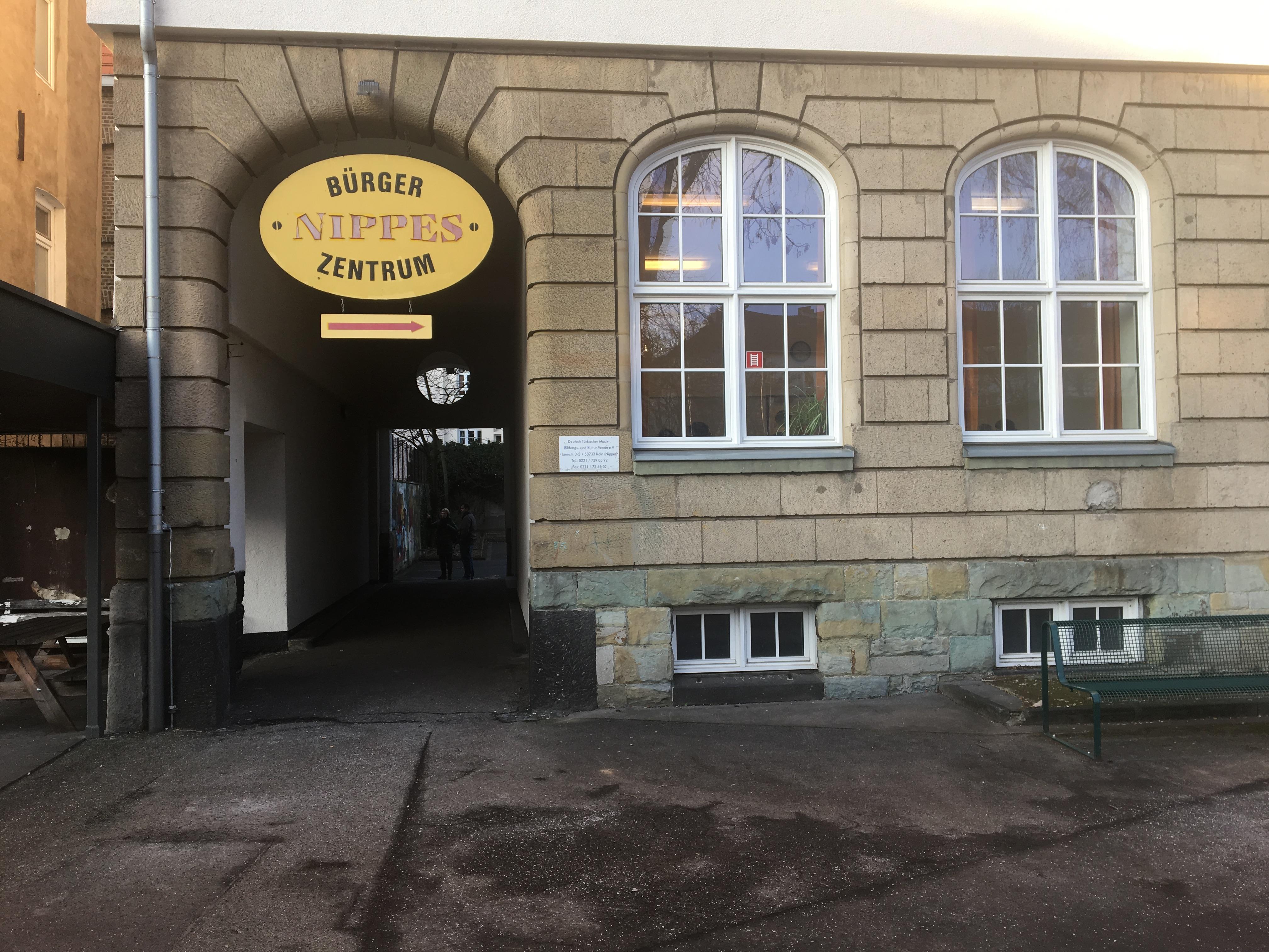 Turmstraße Schild