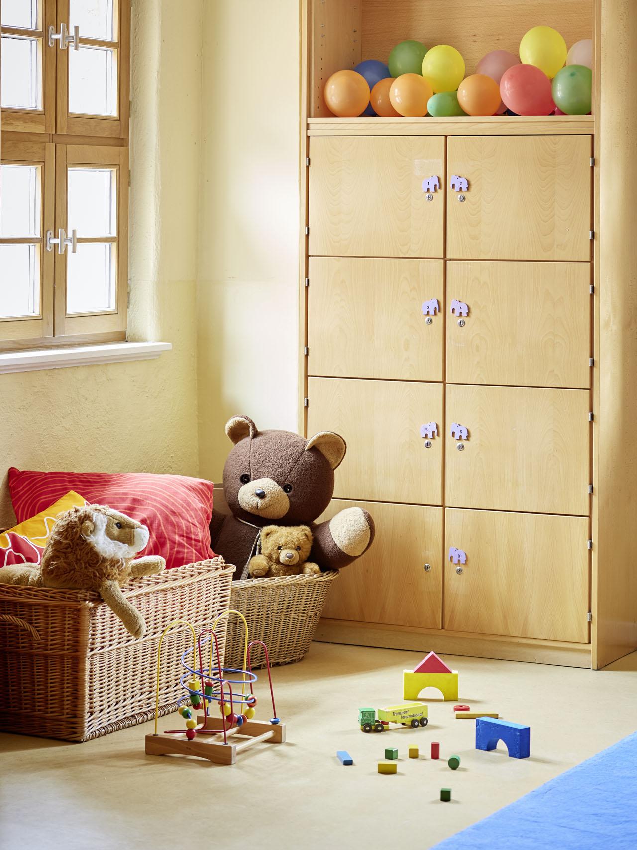 Eltern-Kind-Raum