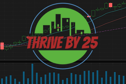 Thrive By 25 Video Lesson Course