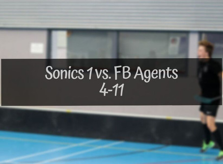 Game Report - Agents starts off 19/20 season with solid win