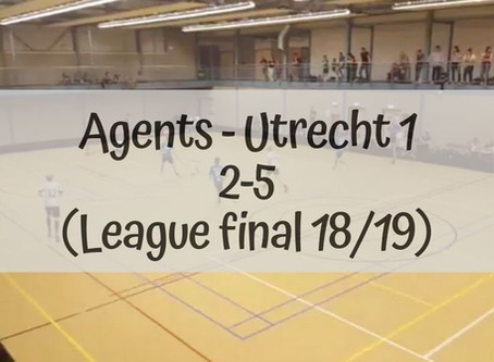 Agents gets silver in the 2018/2019 season