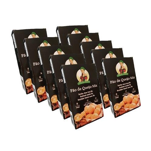 Pão de Queijo Mix | 10 paket | 4000 g