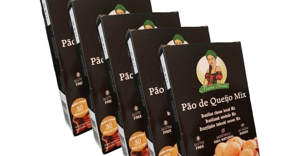 Pão de Queijo Mix | 5 paket | 2000 g