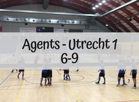 Congrats Utrecht! Agents lost :(