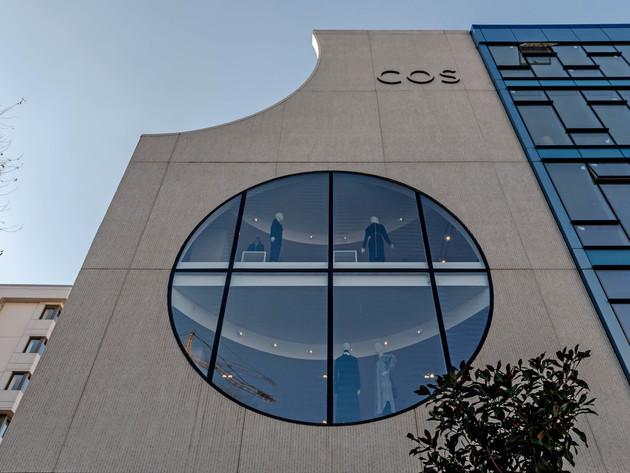 Cos Store CaddebostanI Istanbul, Turkey