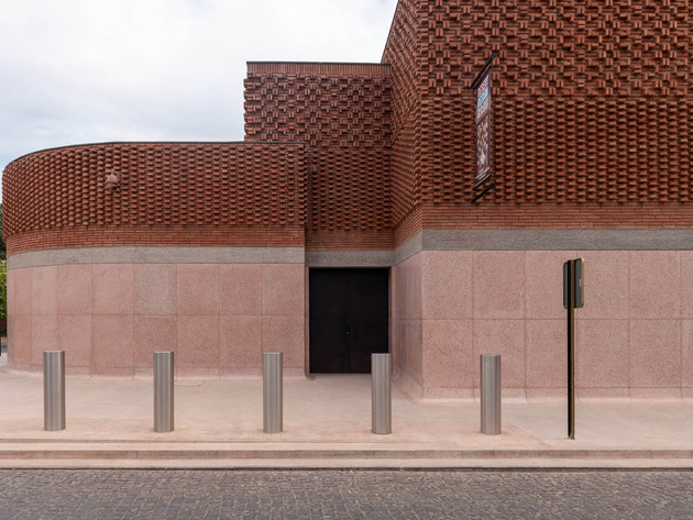 Yves Saint Laurent I Marrakech, Morocco