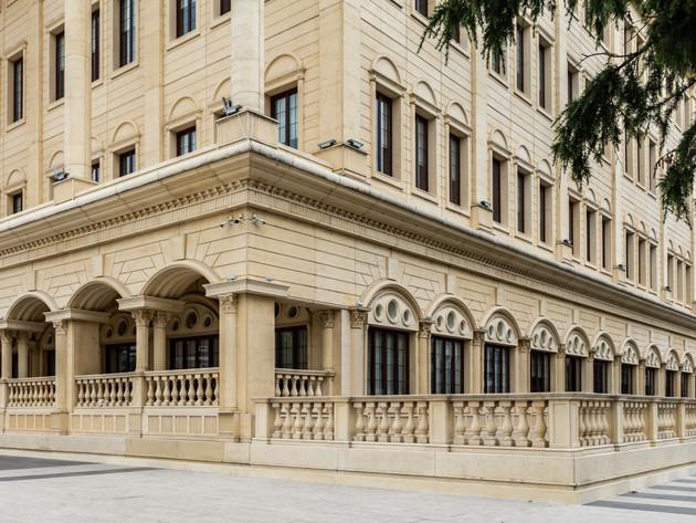 Büyükçekmece Municipality Building I Istanbul, Turkey