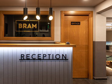 Bram Hotel Istanbul I Istanbul, Turkey