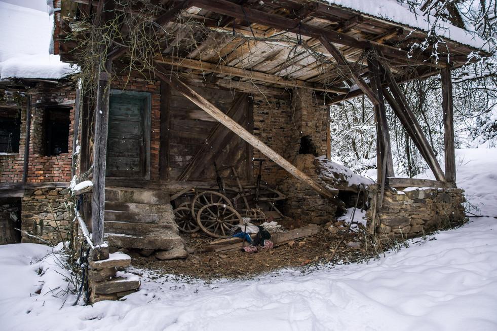 Erdély - Gajna-hegység, Románia
