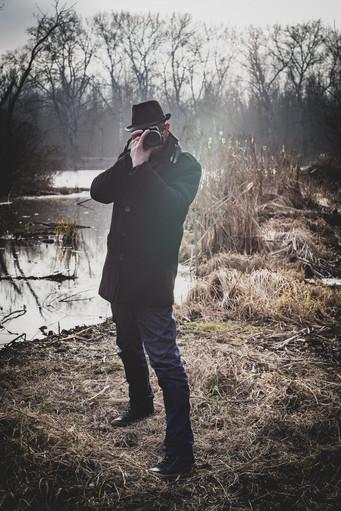 férfi portréfotózás