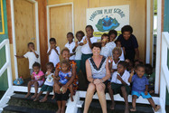 My last day in Kokopo, Papua New Guinea