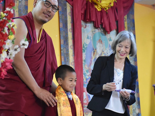 Shirley Blair, HIMALAYAN CHILDREN in Nepal