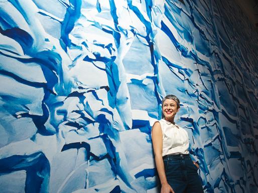 Zaria Forman, PAINTER, USA