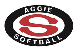 Aggie Softball Logo