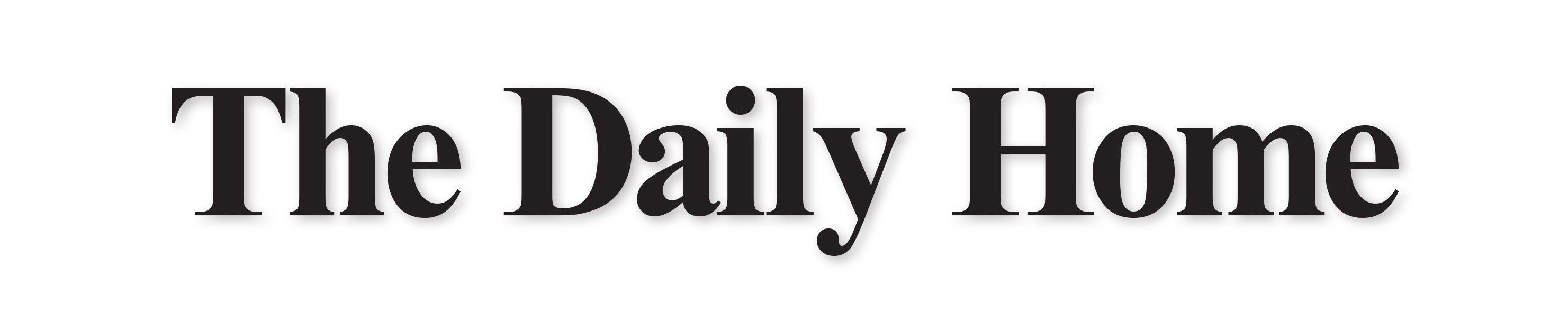 the daily home logo