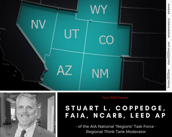 STUART L. COPPEDGE, FAIA, NCARB, LEED AP