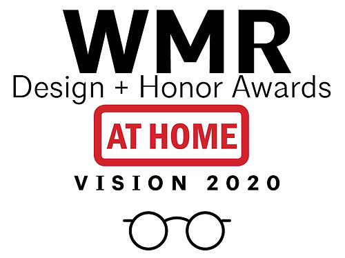 WMR Design + Honor Awards At Home_White