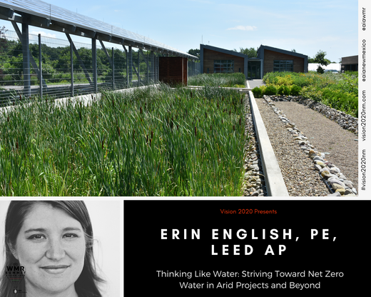 ERIN ENGLISH, PE, LEED AP