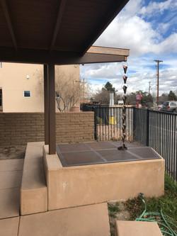 Manzano Day School, Shade Structure