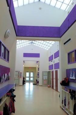 McCollum Elementary, New Kindergarten Wing