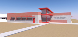 Los Ninos Elementary School Rendering