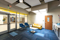 CNM, Interior Renovation of the Student Services Center