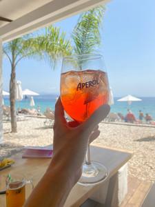 Aperol's at Bahia Mare