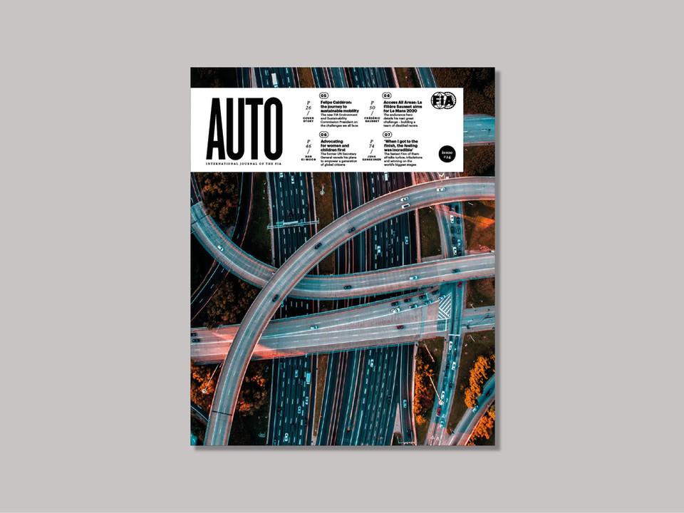 01. Magazine Design
