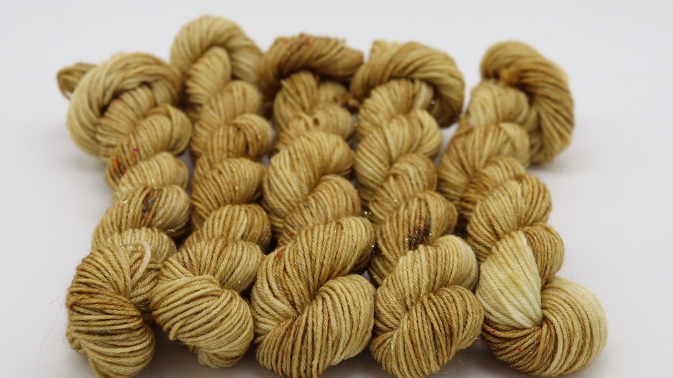 Woolishes StarDust - Caramell(80m/20gr