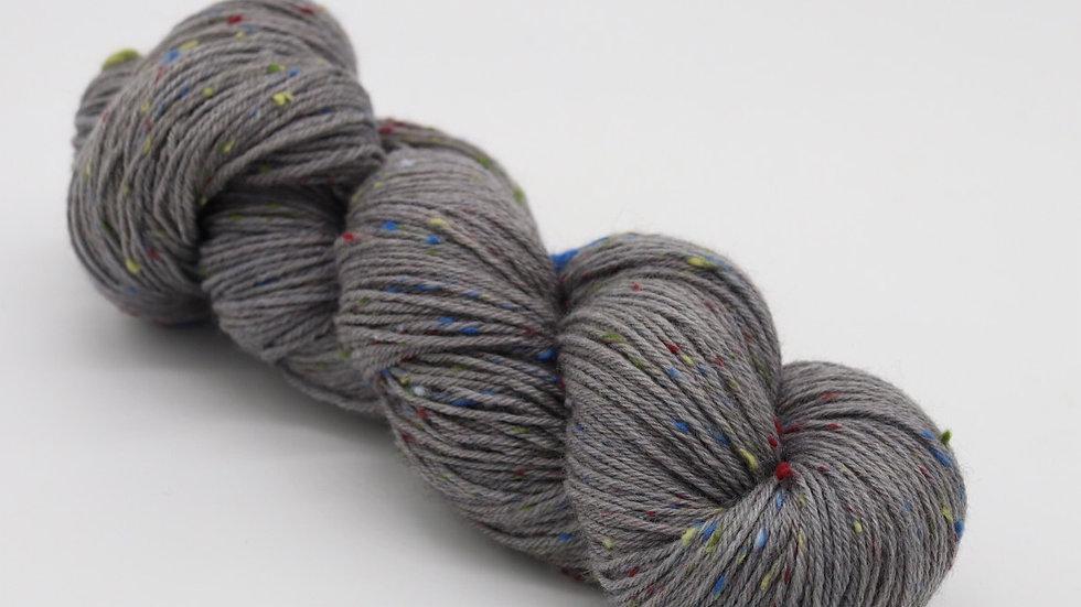 Woolishes Nupsi-Grau (400m / 100g)