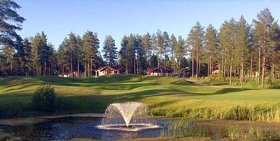 Golfkenttä Benz Nordcenter