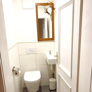 WC OG / upstairs toilet