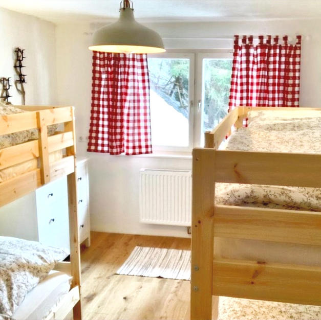 Stockbetten / bunk beds