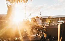 Daytime Rooftop Concert