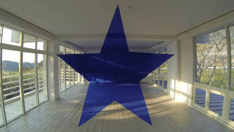 Documentary / Georges Rousse Art Project in Miyagi