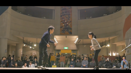 "TOHOKU TAP DANCE AND ART FESTIVAL 2017 "" Tap into The Light """