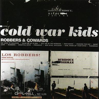 Matt Maust & Nathan Warkentin (Cold War Kids, Thrice, Foster The People)