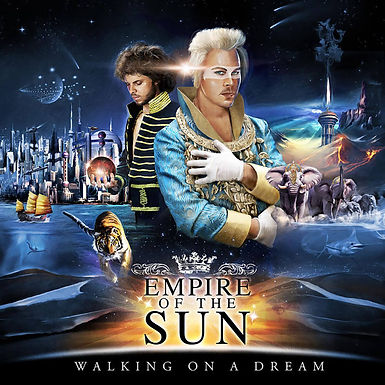 Dave Homer (Empire of the Sun, Kisschasy, Neil Finn, JJJ)