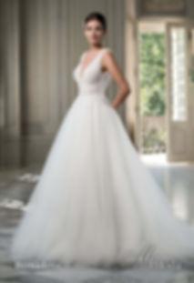 suknia ślubna princesska, litera A